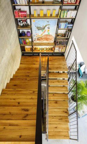 2 קורות UPN | הושע קרופ אדריכלים
