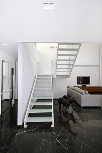 הייטק מקבילים כפול דופן / מדרך זכוכית / סאמט אדריכלים