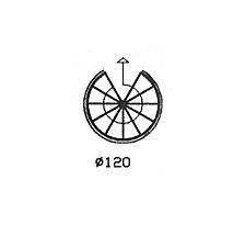 קוטר 120
