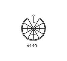 קוטר 140