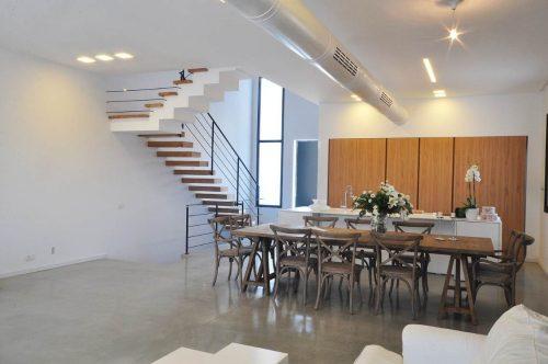פרויקט בראשון לציון - מדרגות צפות