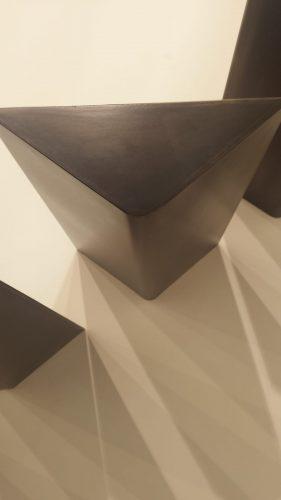 מדרגות דגם משולש