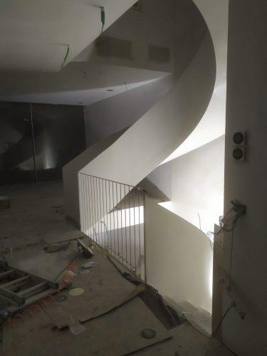 דגם מלודי / בעת התקנת 2 קומות