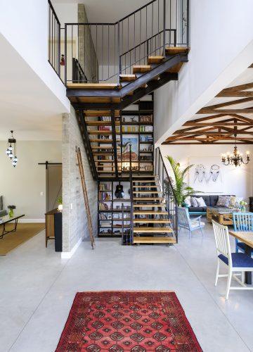 הושע קרופ מ- Krupp Architects | צילום מושי גיטליס